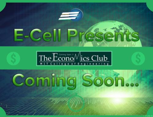 Economics Club Poster