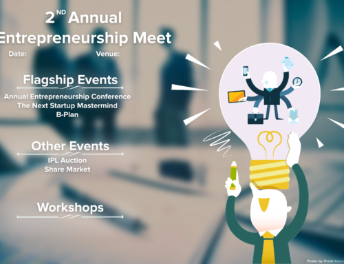 Annual Entrepreneurship Meet 2016 Posters