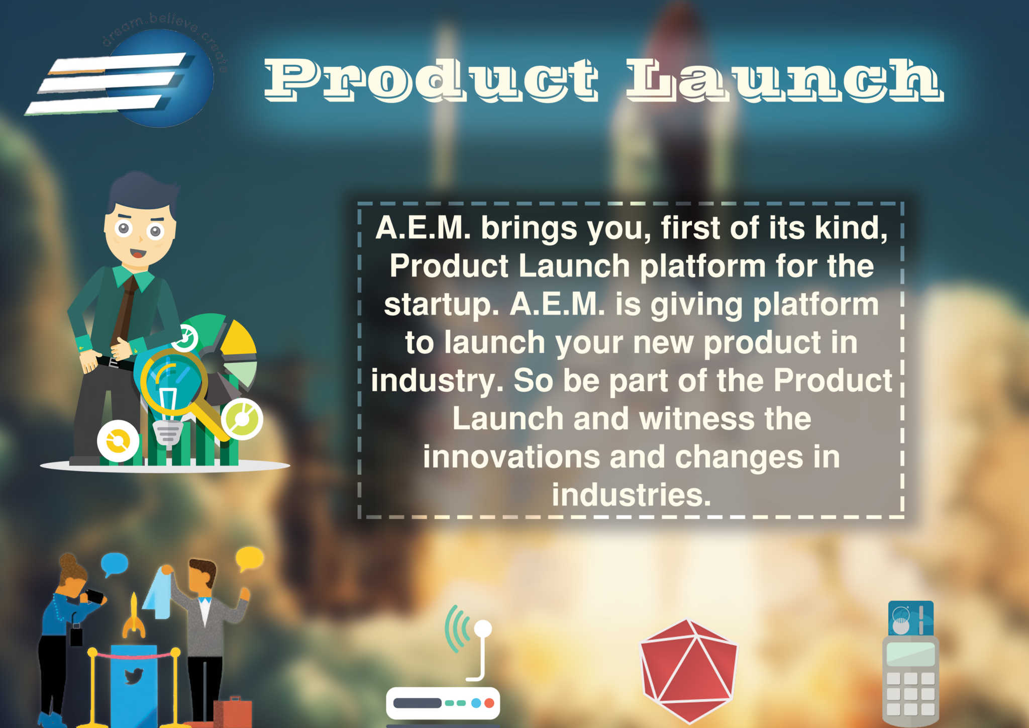 ecell-product-launch