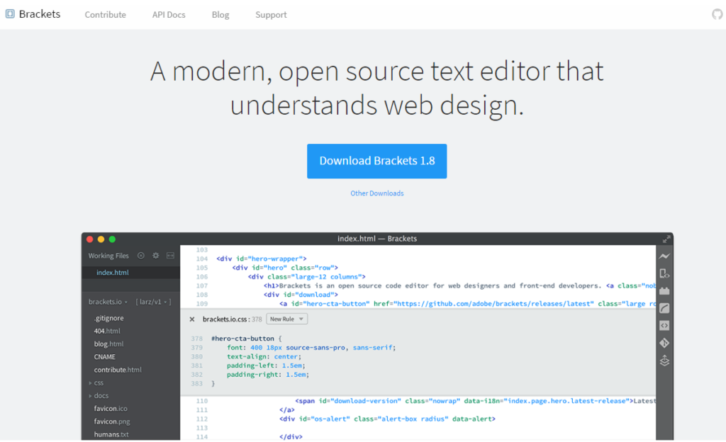 open-source-web-editor